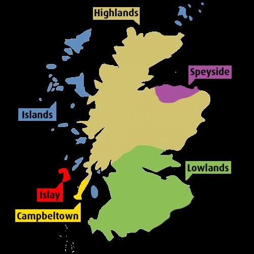 Scotch Regions - Fadandel.dk
