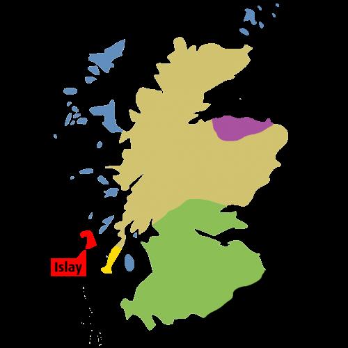 Scotch Regions Islay - Fadandel.dk