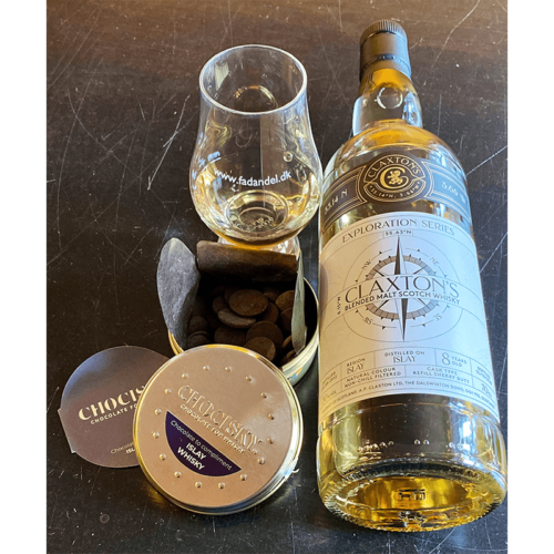 8Y old Islay Whisky & Chocisky Islay Whisky Chocolate