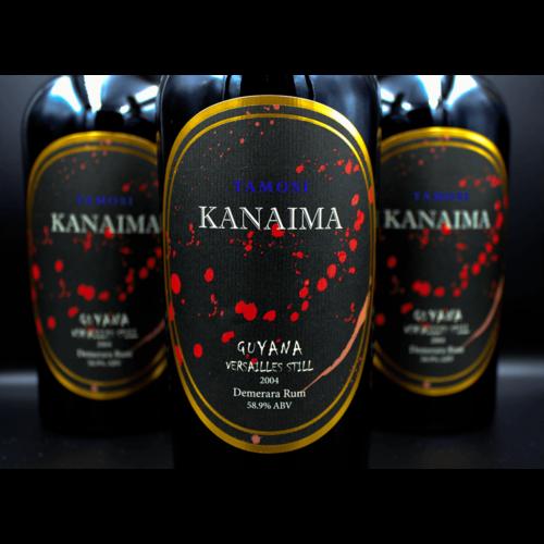 Kanaima rum 58.9%