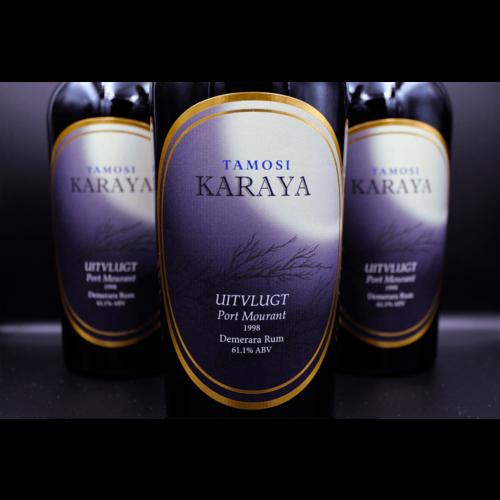 Karaya 22Y rum 61.1%