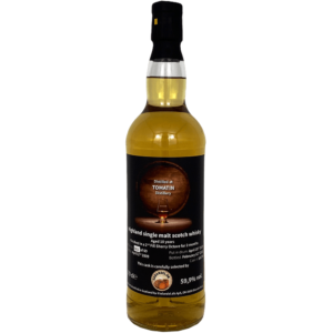 Tomatin 10Y (2nd Fill Sherry) - 59,9%