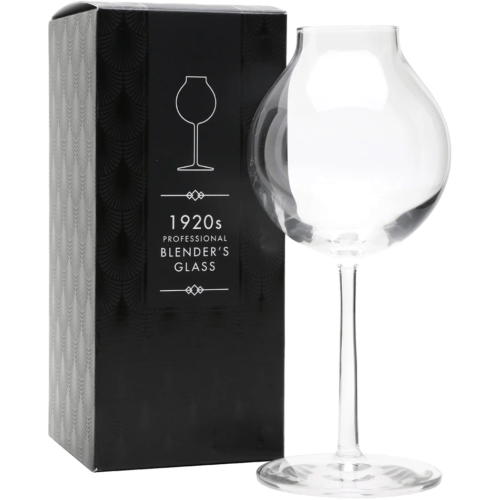 1920 Professional Blender's Whisky Glass