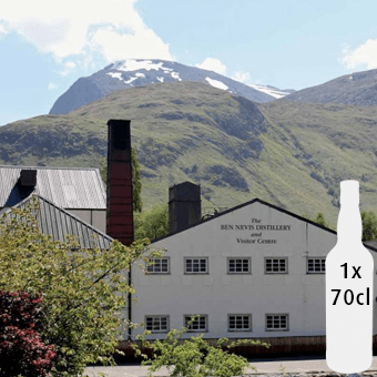 Ben Nevis Cask Share of one 70cl bottle