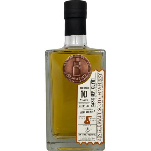 Highland Malt 10Y - 58,8% - From TSC