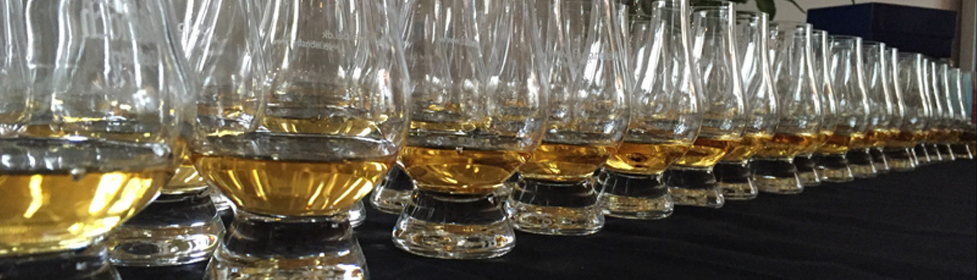 Whisky smagning hos Fadandel.dk